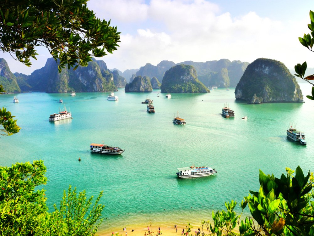 Boottocht Halong Bay in Vietnam | 6 Halong Bay reistips