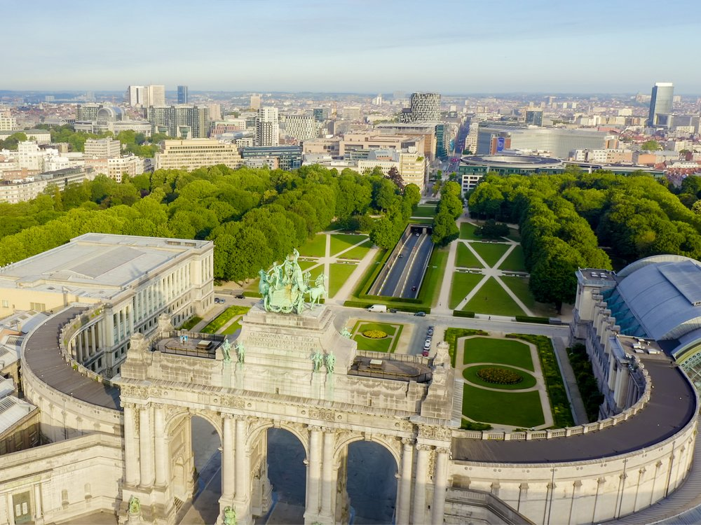 Jubelpark in Brussel