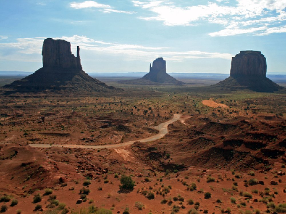 Monument Valley Amerika