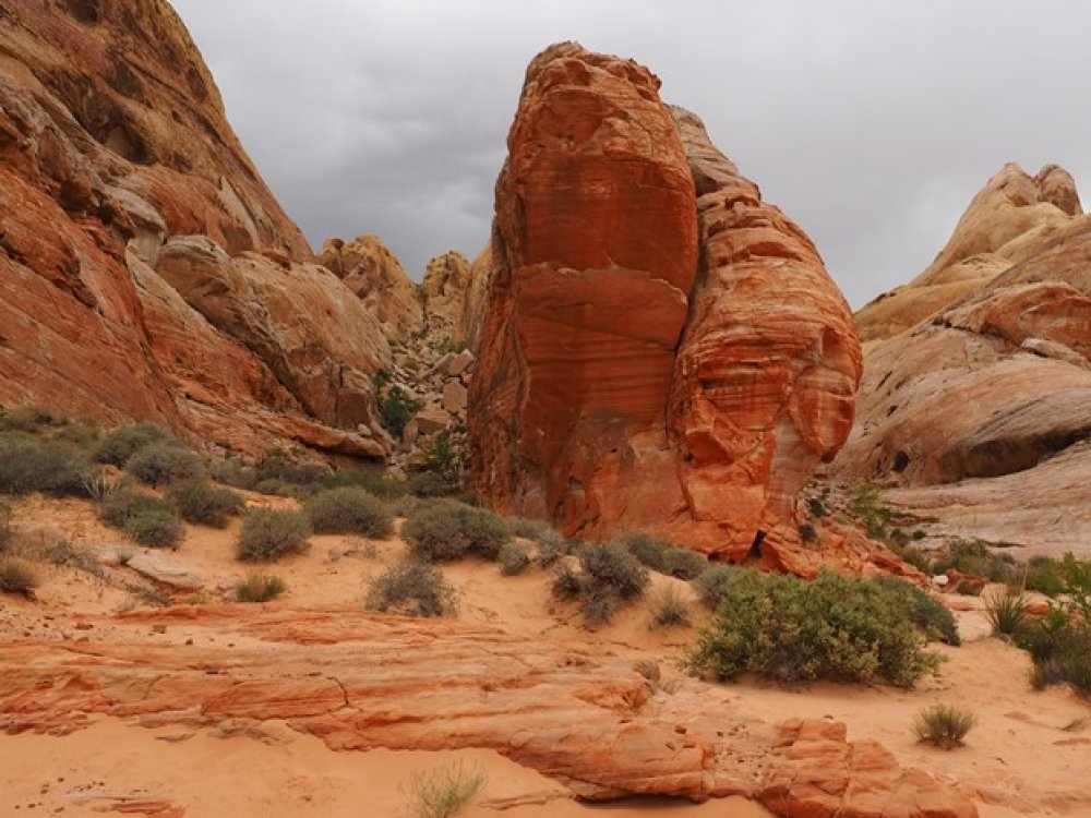 White Dome Trail - Valley of Fire