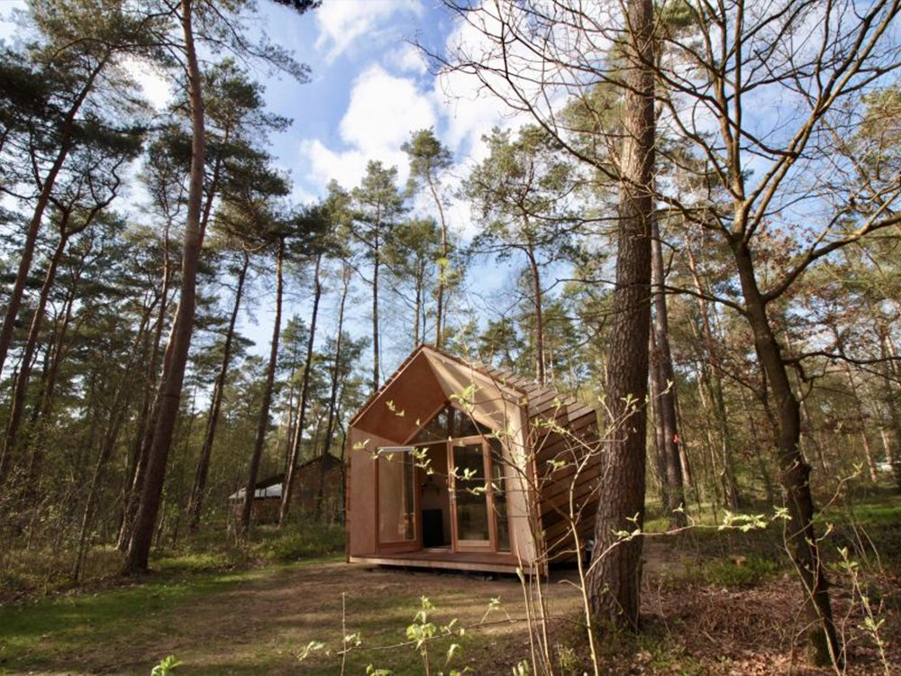 Tiny house Veluwe
