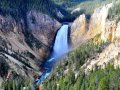 Yellowstone waterval