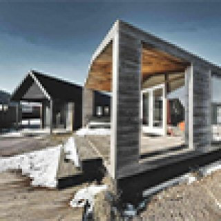 Afbeelding voor Booking.com - Tiny House Eco Resort