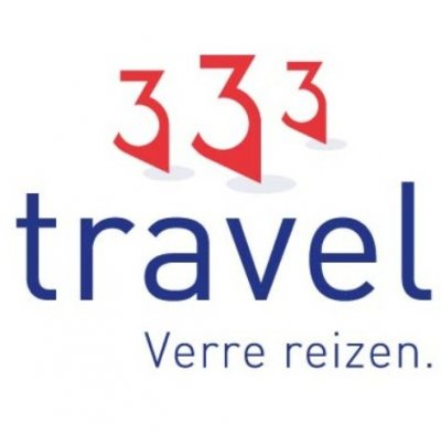 Logo van 333TRAVEL