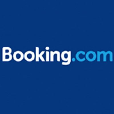 Logo van Booking.com