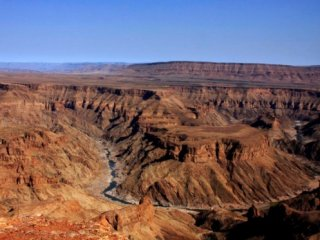 Afbeelding voor Fish River Canyon