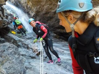Afbeelding voor Canyoning in Noord-Portugal