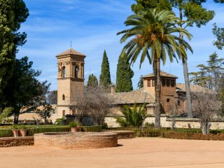 Afbeelding voor Paradores in Andalusië