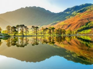 Afbeelding voor Lake District in Engeland