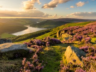 Afbeelding voor Peak District in Engeland